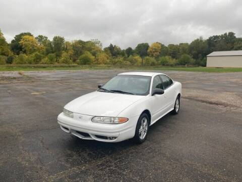 2003 Oldsmobile Alero for sale at Caruzin Motors in Flint MI