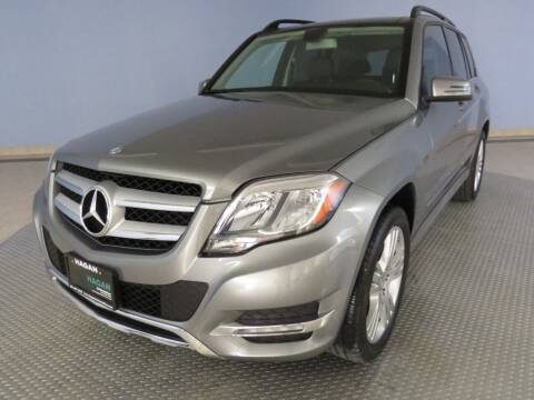 2015 Mercedes-Benz GLK for sale at Hagan Automotive in Chatham IL