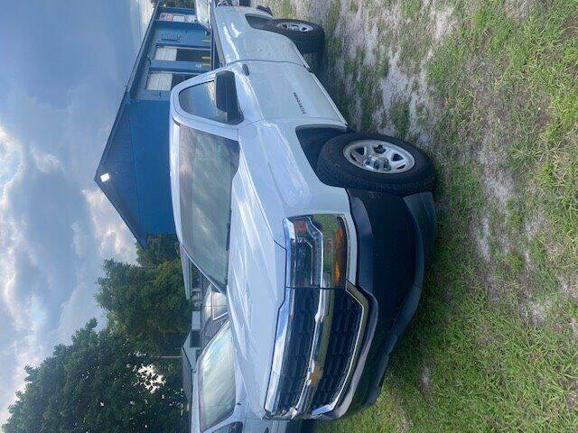 2017 Chevrolet Silverado 1500 for sale at New Gen Motors in Bartow FL