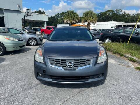 2008 Nissan Altima for sale at Popular Imports Auto Sales in Gainesville FL