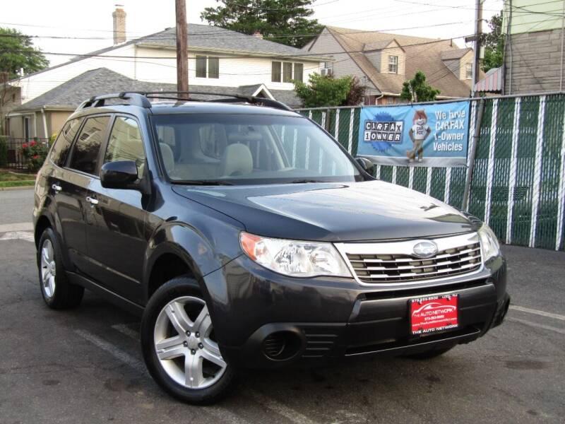 2009 Subaru Forester for sale at The Auto Network in Lodi NJ