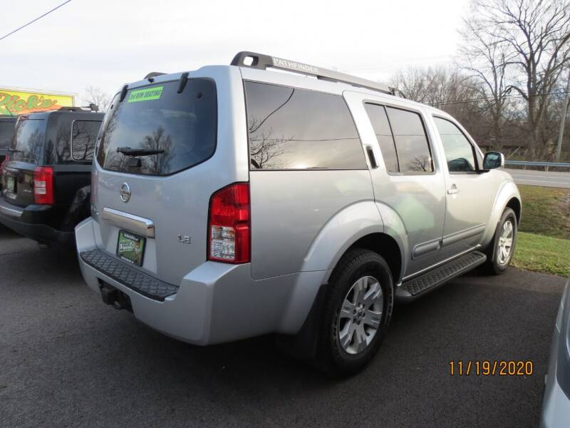 2005 Nissan Pathfinder LE 4WD 4dr SUV - Reynoldsburg OH
