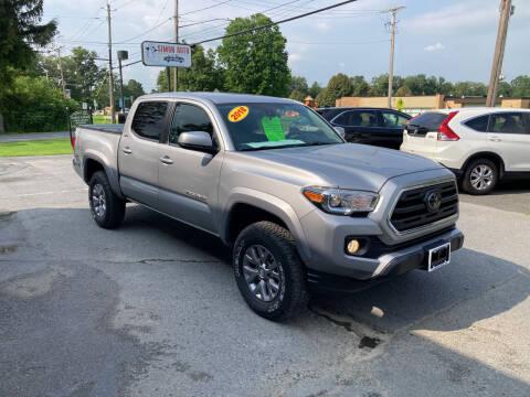 2018 Toyota Tacoma for sale at JERRY SIMON AUTO SALES in Cambridge NY