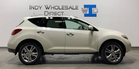 2010 Nissan Murano for sale at Indy Wholesale Direct in Carmel IN