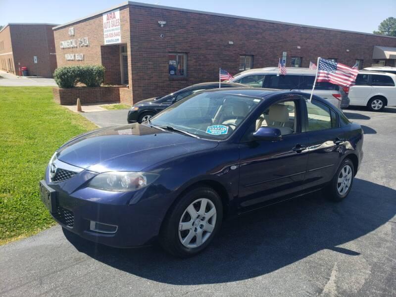 2009 Mazda MAZDA3 for sale at ARA Auto Sales in Winston-Salem NC