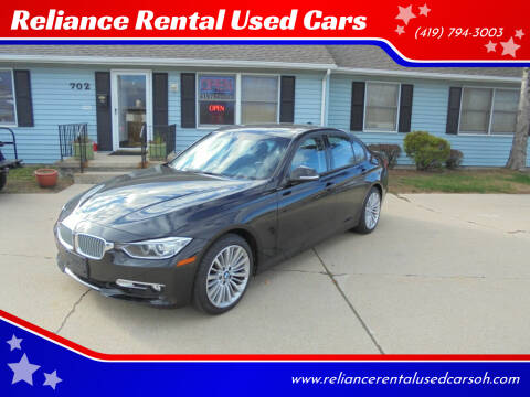 2013 BMW 3 Series for sale at Reliance Rental Used Cars in Maumee OH