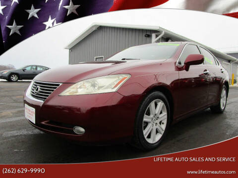 2007 Lexus ES 350 for sale at Lifetime Auto Sales and Service in West Bend WI