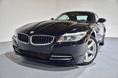 2015 BMW Z4 for sale at Carxoom in Marietta GA