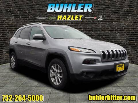 2018 Jeep Cherokee for sale at Buhler and Bitter Chrysler Jeep in Hazlet NJ