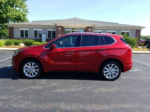 2016 Buick Envision for sale at Pierce Automotive, Inc. in Antwerp OH