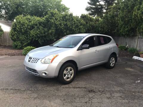 2008 Nissan Rogue for sale at Elwan Motors in West Long Branch NJ