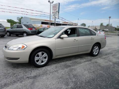 2008 Chevrolet Impala for sale at Budget Corner in Fort Wayne IN