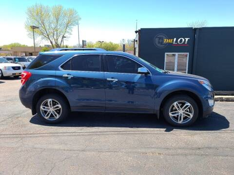 2016 Chevrolet Equinox for sale at THE LOT in Sioux Falls SD