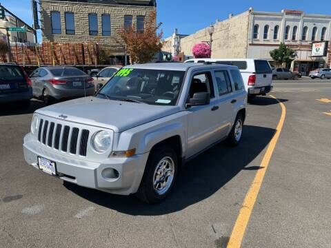 2008 Jeep Patriot for sale at Aberdeen Auto Sales in Aberdeen WA
