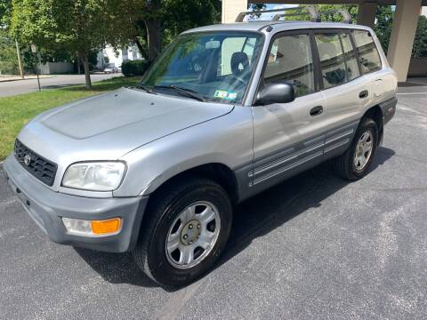 1998 Toyota RAV4 for sale at On The Circuit Cars & Trucks in York PA