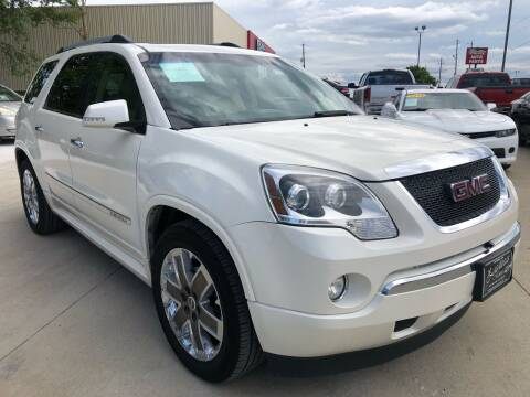 2011 GMC Acadia for sale at Zacatecas Motors Corp in Des Moines IA