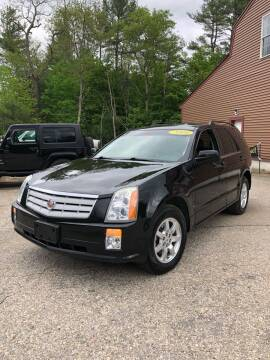 2009 Cadillac SRX for sale at Hornes Auto Sales LLC in Epping NH