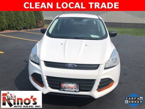 2015 Ford Escape for sale at Rino's Auto Sales in Celina OH