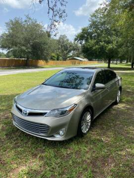 2014 Toyota Avalon Hybrid for sale at Royal Auto Mart in Tampa FL