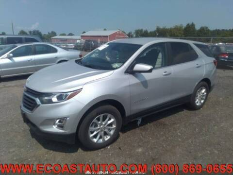 2021 Chevrolet Equinox for sale at East Coast Auto Source Inc. in Bedford VA