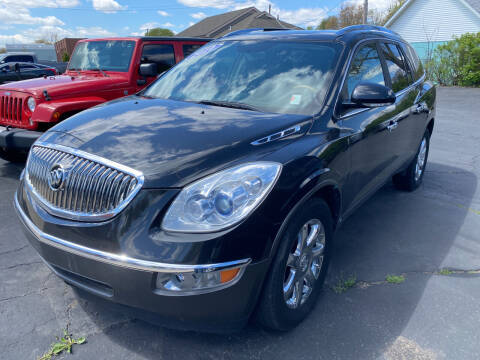 2010 Buick Enclave for sale at MARK CRIST MOTORSPORTS in Angola IN