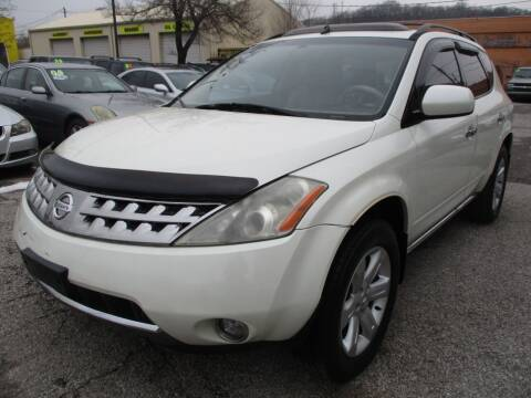 2006 Nissan Murano for sale at Ideal Auto in Kansas City KS