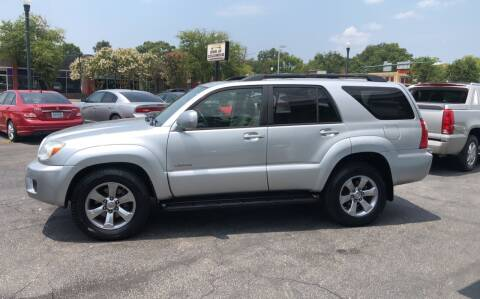 2006 Toyota 4Runner for sale at BWK of Columbia in Columbia SC