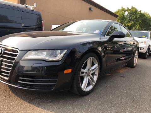 2012 Audi A7 for sale at Vantage Auto Wholesale in Lodi NJ