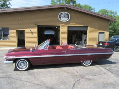 1962 Pontiac Bonneville for sale at Bill Smith Used Cars in Muskegon MI