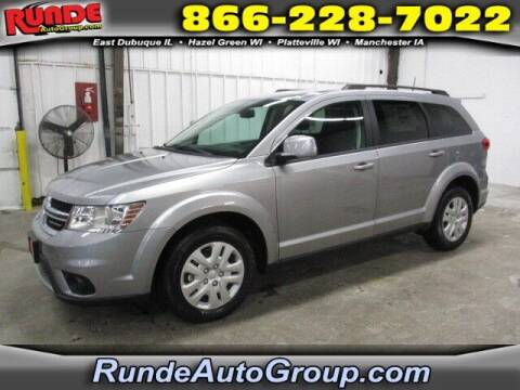 2019 Dodge Journey for sale at Runde PreDriven in Hazel Green WI