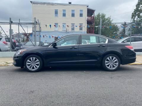 2012 Honda Accord for sale at G1 Auto Sales in Paterson NJ
