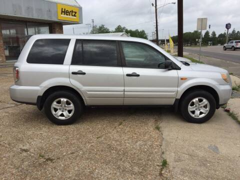 2007 Honda Pilot for sale at Uncle Ronnie's Auto LLC in Houma LA