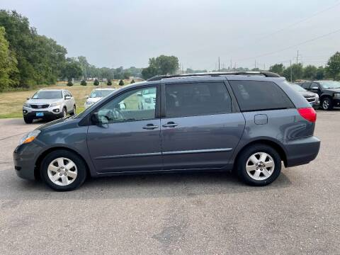 2008 Toyota Sienna for sale at Iowa Auto Sales, Inc in Sioux City IA