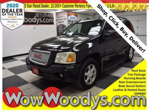 2005 GMC Envoy for sale at WOODY'S AUTOMOTIVE GROUP in Chillicothe MO