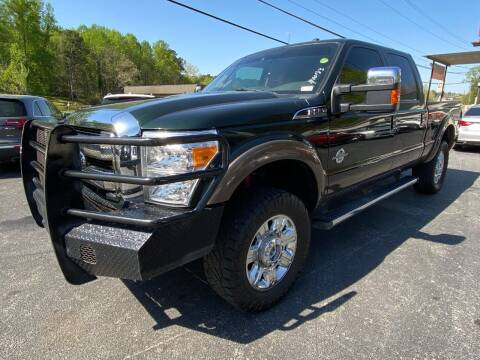 2016 Ford F-250 Super Duty for sale at Luxury Auto Innovations in Flowery Branch GA