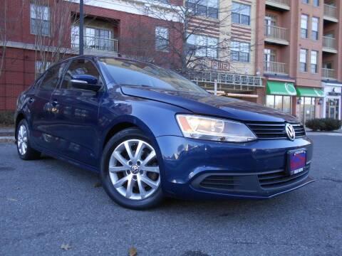 2012 Volkswagen Jetta for sale at H & R Auto in Arlington VA