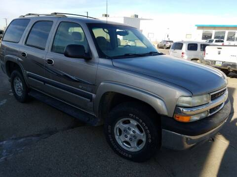 2003 Chevrolet Tahoe for sale at Select Auto Sales in Devils Lake ND