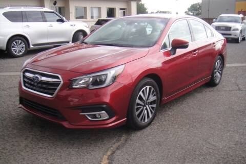 2019 Subaru Legacy for sale at Don Reeves Auto Center in Farmington NM