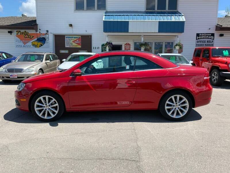 2012 Volkswagen Eos for sale in Grand Forks, ND