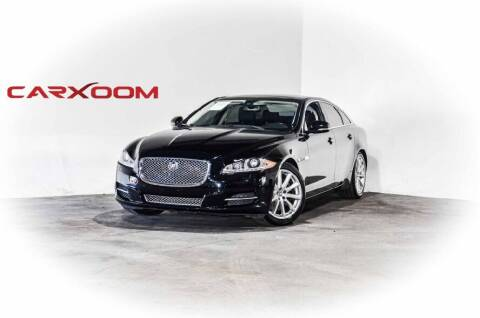2011 Jaguar XJ for sale at CarXoom in Marietta GA