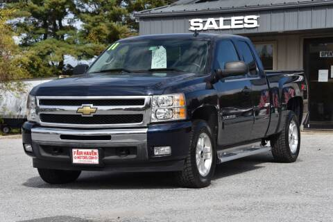 2011 Chevrolet Silverado 1500 for sale at Will's Fair Haven Motors in Fair Haven VT