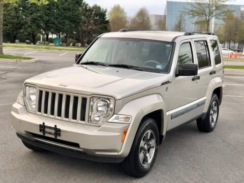 2008 Jeep Liberty for sale at Supreme Auto Sales in Chesapeake VA