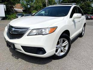 2013 Acura RDX for sale at Rockland Automall - Rockland Motors in West Nyack NY
