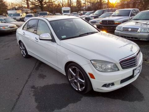 2009 Mercedes-Benz C-Class for sale at Wilson Investments LLC in Ewing NJ