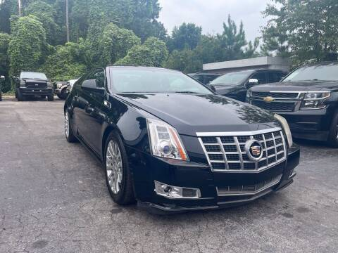 2011 Cadillac CTS for sale at Magic Motors Inc. in Snellville GA