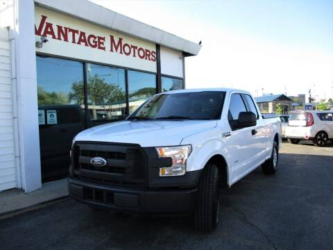 2016 Ford F-150 for sale at Vantage Motors LLC in Raytown MO