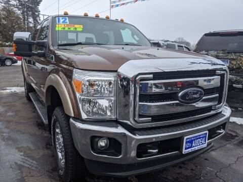 2012 Ford F-250 Super Duty for sale at GREAT DEALS ON WHEELS in Michigan City IN