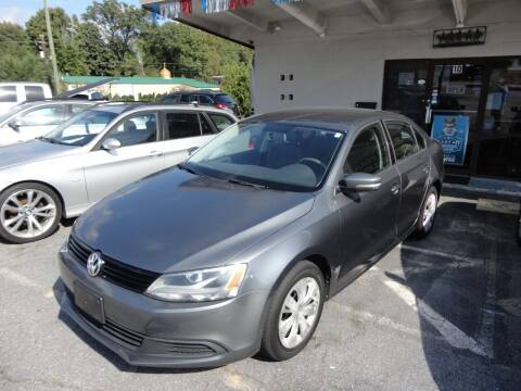 2012 Volkswagen Jetta for sale at HAPPY TRAILS AUTO SALES LLC in Taylors SC