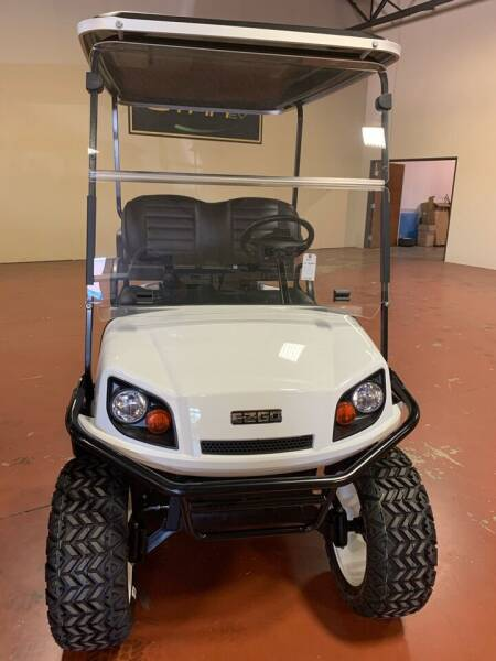 2016 EZGO S4 Express for sale at ADVENTURE GOLF CARS in Southlake TX
