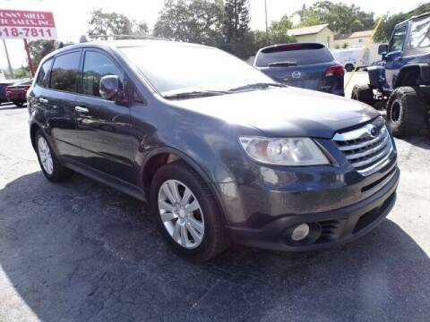 2009 Subaru Tribeca for sale at DONNY MILLS AUTO SALES in Largo FL